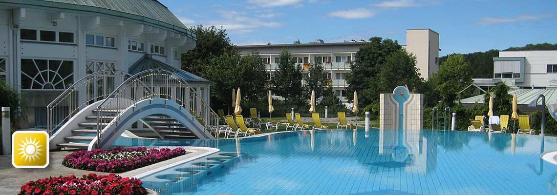 Thermenland Urlaub in Österreich, Kur Wellnessurlaub Thermenhotels